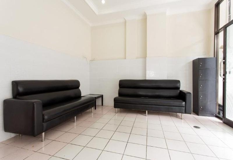 Fortuna Guest House Balikpapan - Ruang tamu