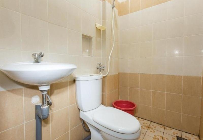 Fortuna Guest House Balikpapan - Kamar mandi