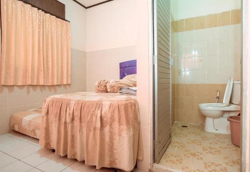Fortuna Guest House Balikpapan - Kamar tamu