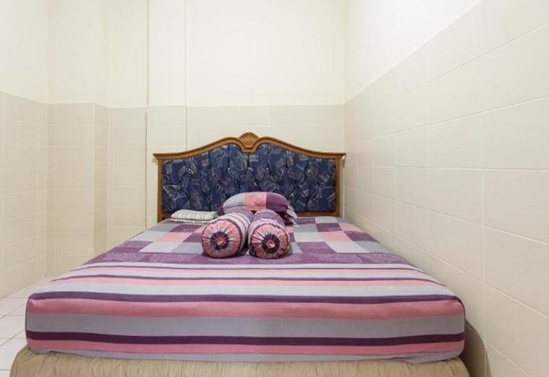 Fortuna Guest House Balikpapan - Economy (Berada di lantai 4 dan kamar mandi diluar) Regular Plan