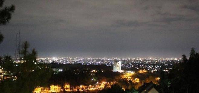 De Bukit Dago Villa Bandung -