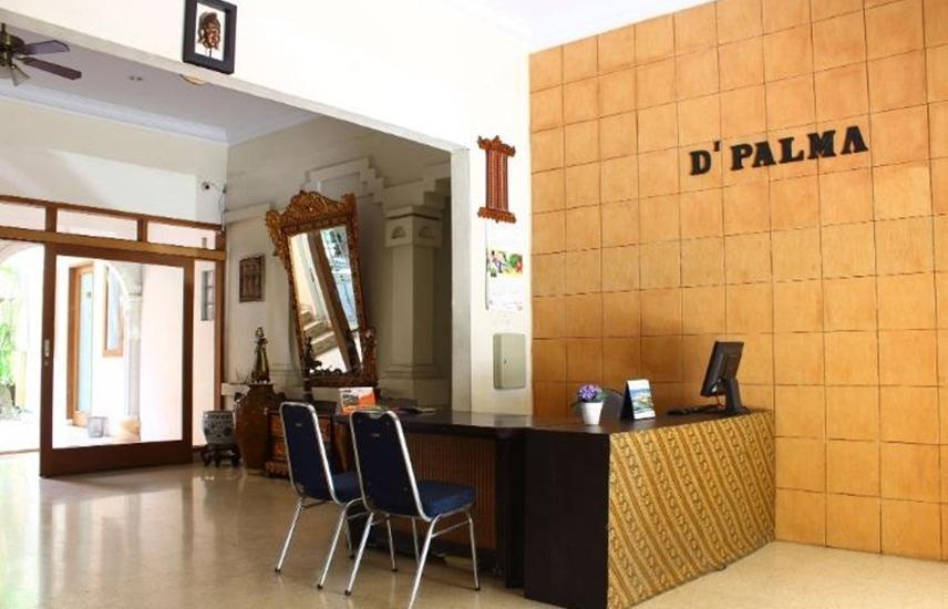 D'Palma Guest House Bogor - Lobi