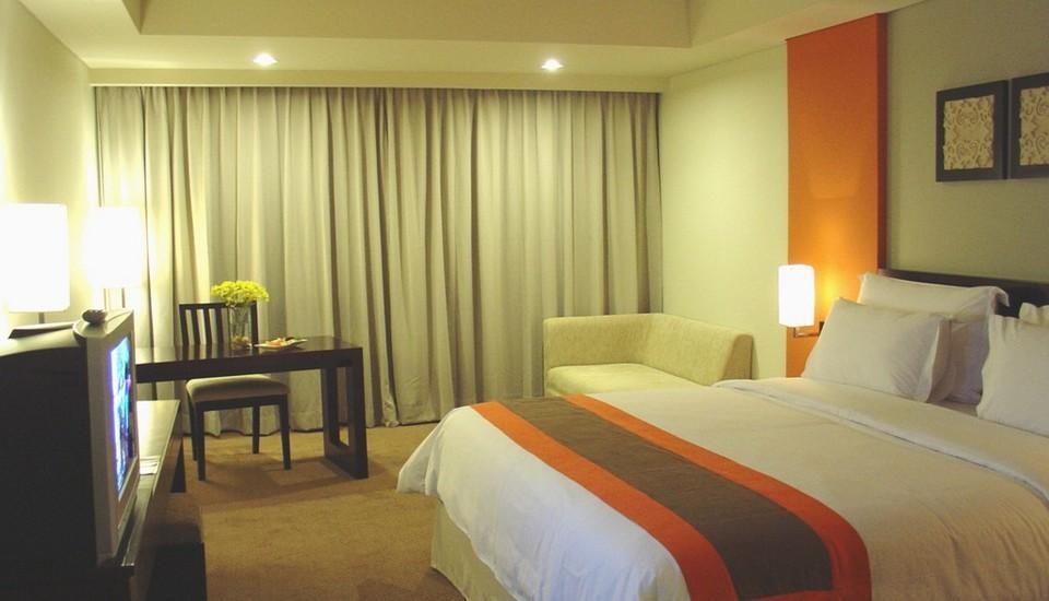 Hotel Sagita Balikpapan - Deluxe Room Only Deal of the day off!
