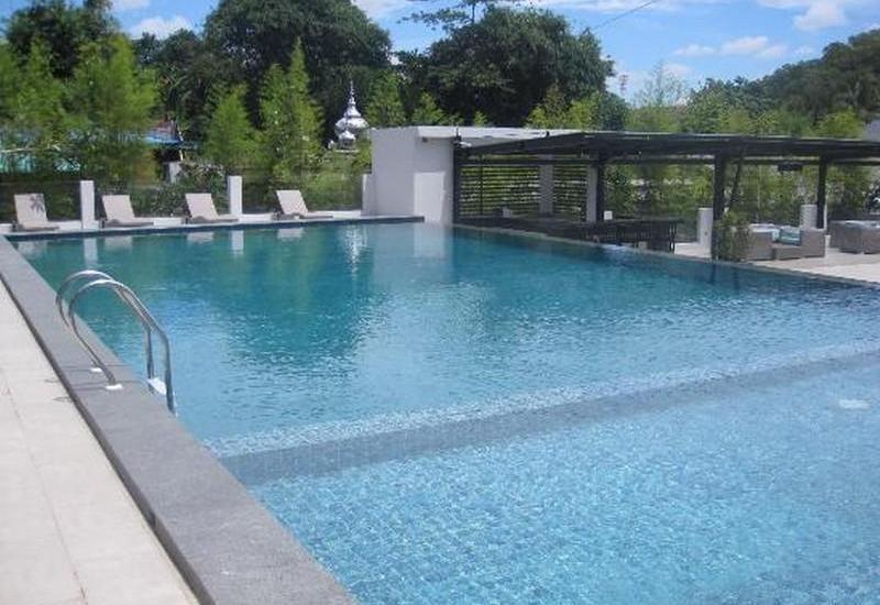 Hotel Sagita Balikpapan - Swimming Pool