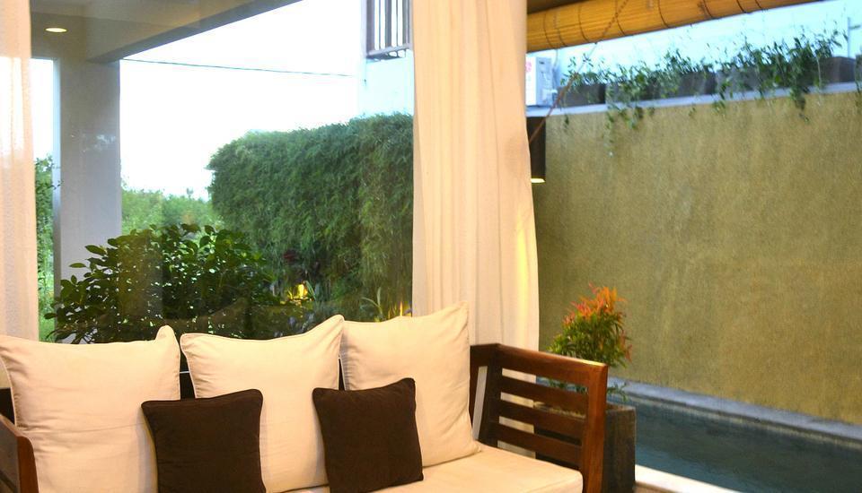 Villa Grace & Milena Bali - Living Room