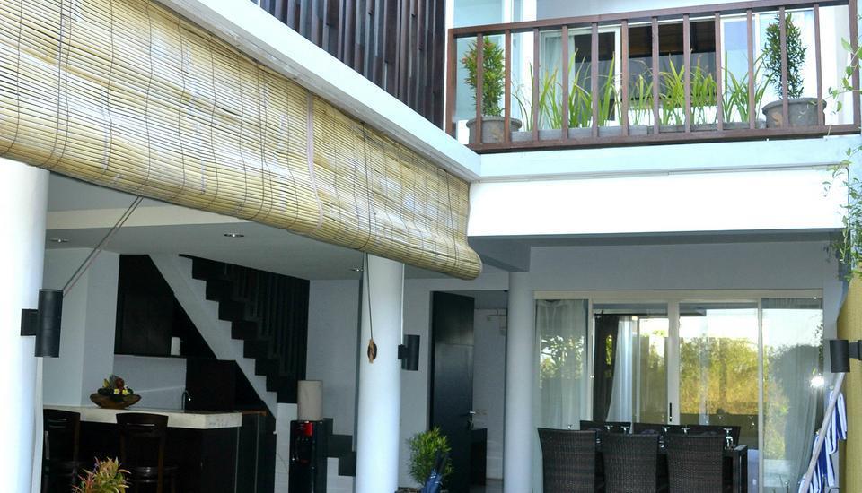 Villa Grace & Milena Bali - swimming pool