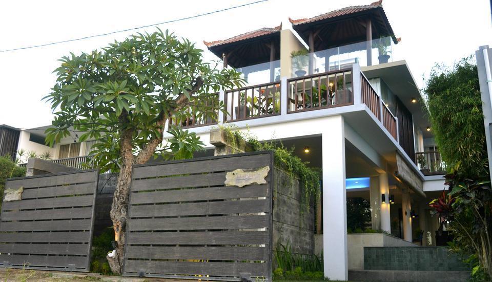 Villa Grace & Milena Bali - Tampilan Luar