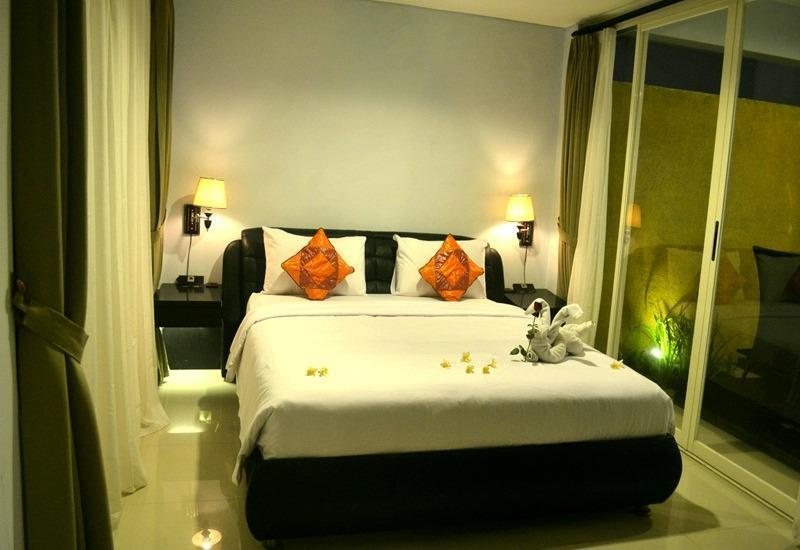 Villa Grace & Milena Bali - Standard Double Room Only Regular Plan
