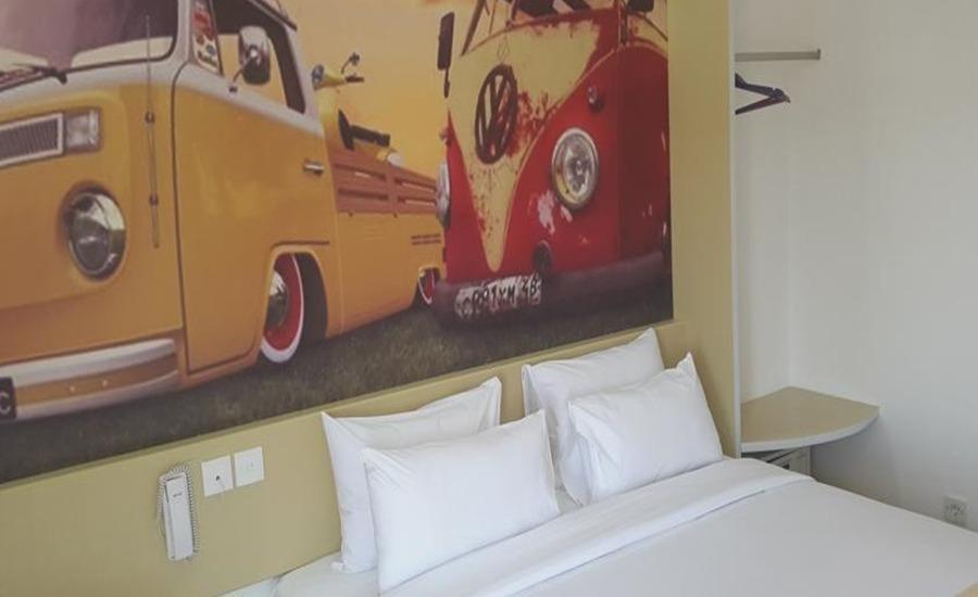 Hotel 88 Kedoya - Kamar tamu