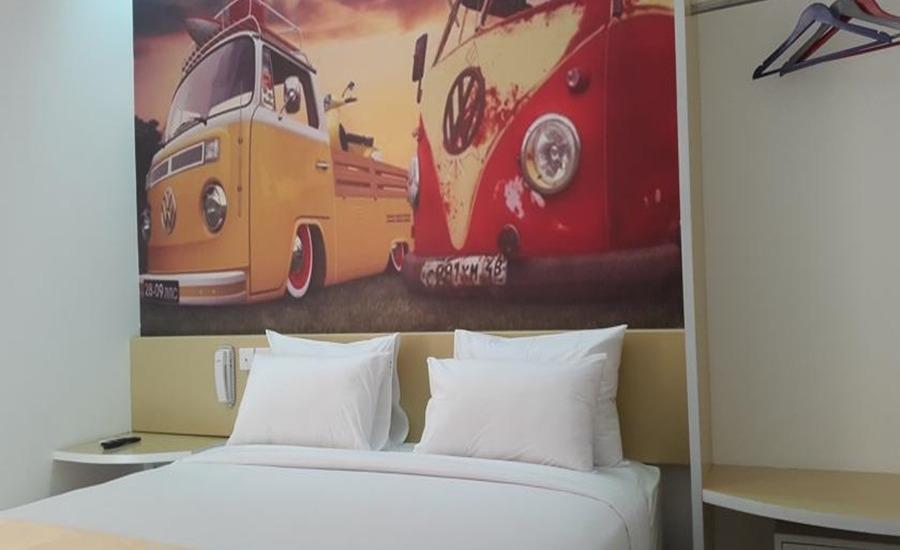 Hotel 88 Kedoya Jakarta Jakarta - Kamar tamu
