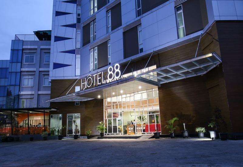 Hotel 88 Kedoya - exterior