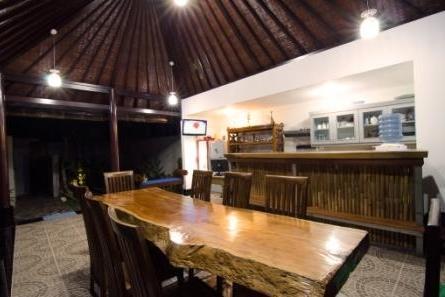 Sanur Guest House Bali - restauran dan bar lounge di sanur guest  house
