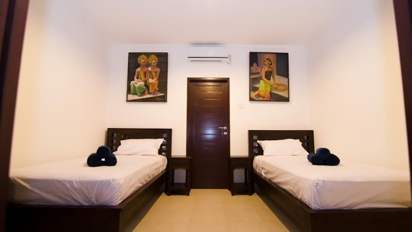 Sanur Guest House Bali - Twin bed