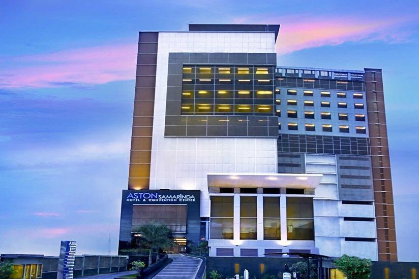 Aston Samarinda - Tampilan Luar Hotel