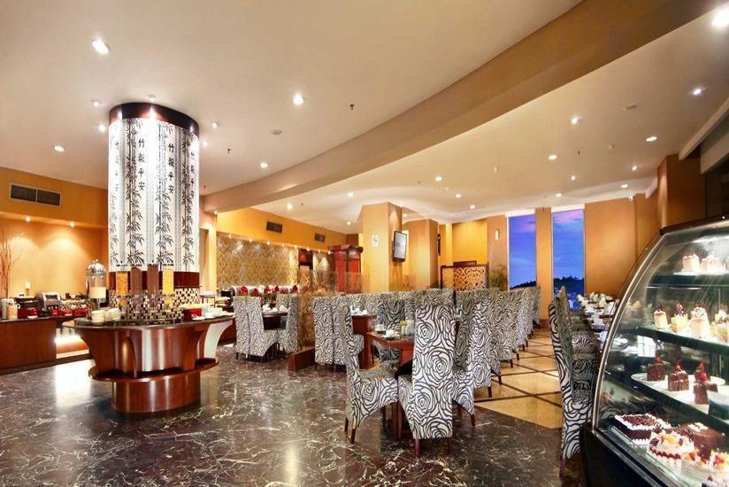 Aston Samarinda - Restoran