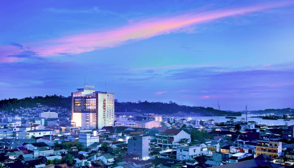 Aston Samarinda - City View
