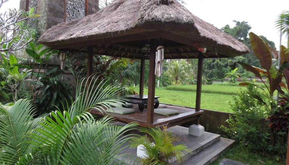 Anini Raka Resort & Spa Bali - gazebo