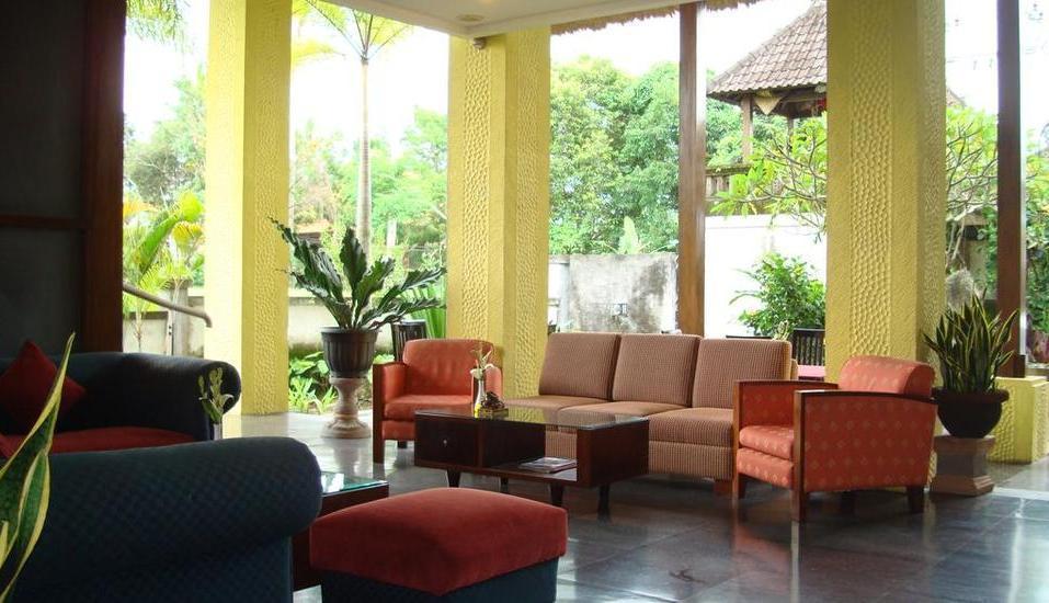 Anini Raka Resort & Spa Bali - ruang tunggu