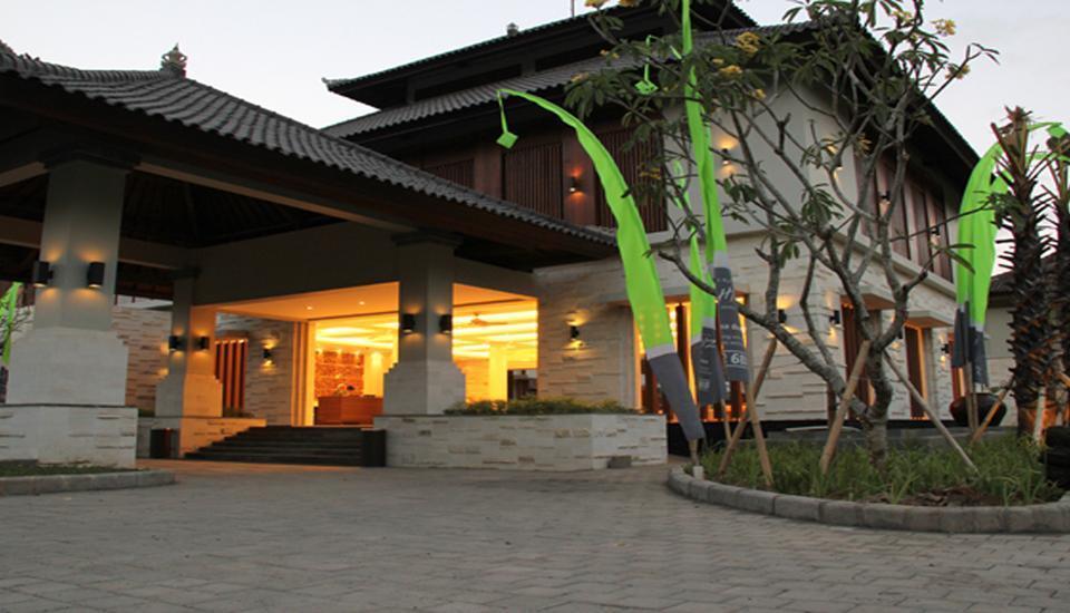 Grand Whiz Nusa Dua - Eksterior