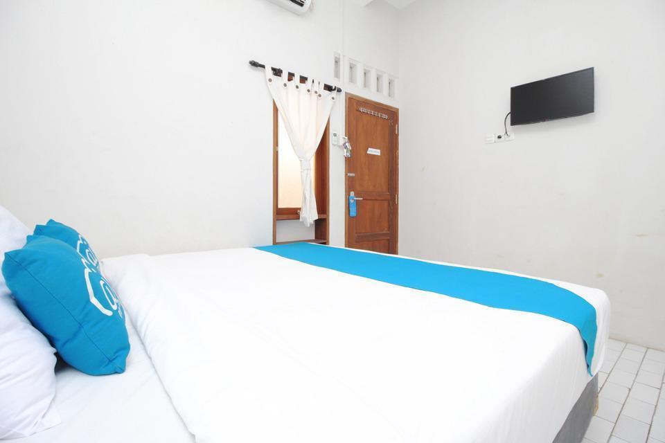 Airy Stasiun Semarang Tawang Letjen Suprapto 44 Semarang - Deluxe Double Room Only Special Promo Jan 24