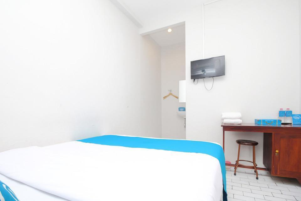 Airy Stasiun Semarang Tawang Letjen Suprapto 44 Semarang - Standard Double Room Only Special Promo Jan 24
