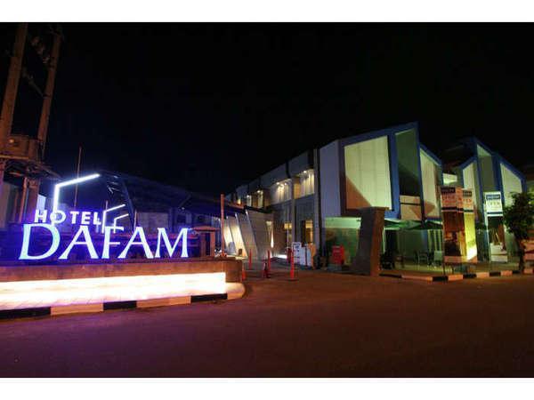 Hotel Dafam Cilacap - Vasade