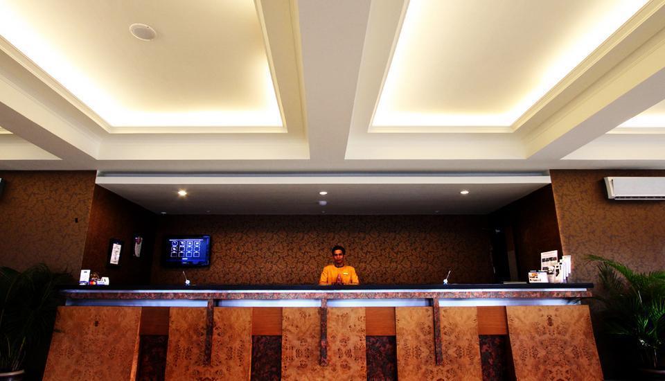 Hotel Dafam Cilacap - Tempat Penerimaan Tamu