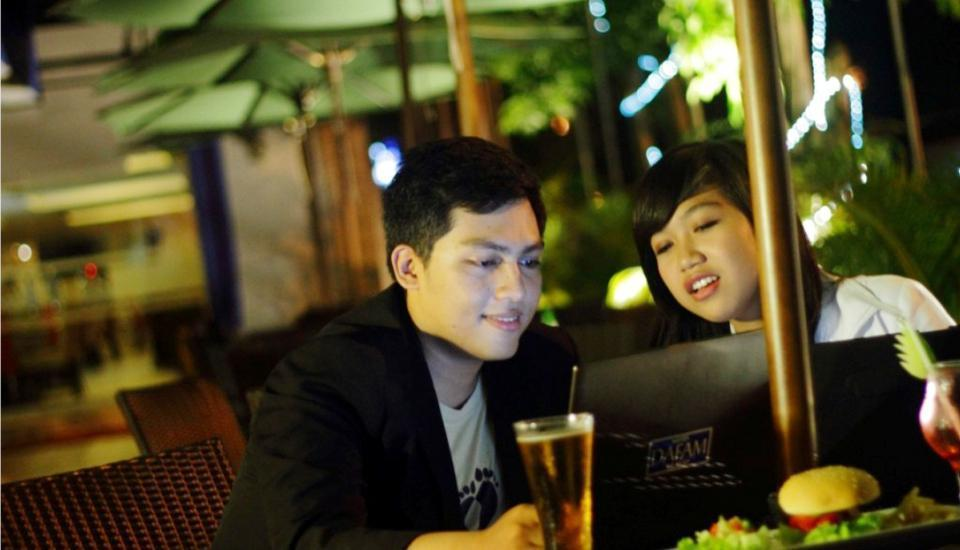 Hotel Dafam Cilacap - Outdoor Rafless Restoran