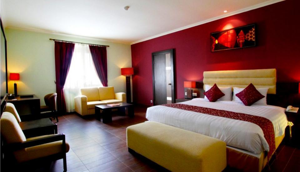 Hotel Dafam Cilacap - Kamar Suite