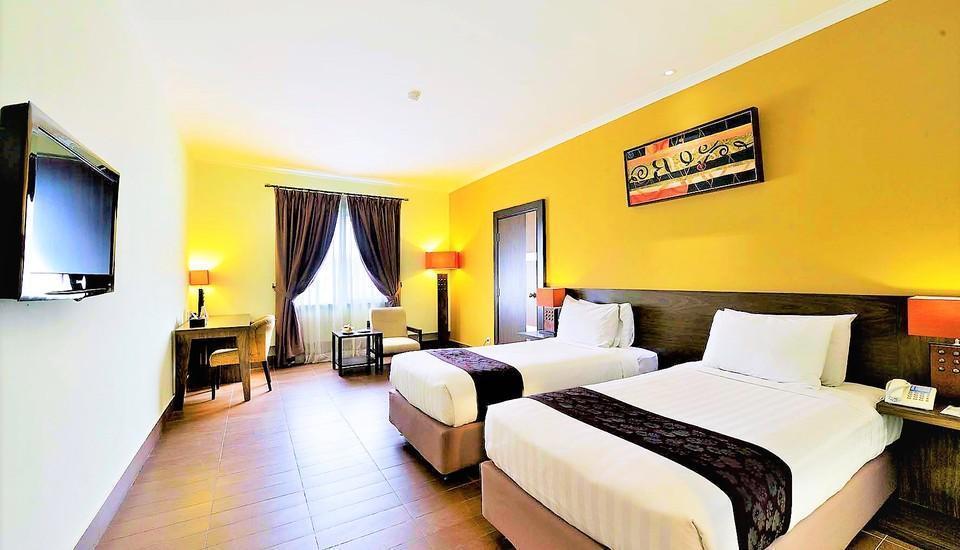 Hotel Dafam Cilacap - Executive Room Regular Plan