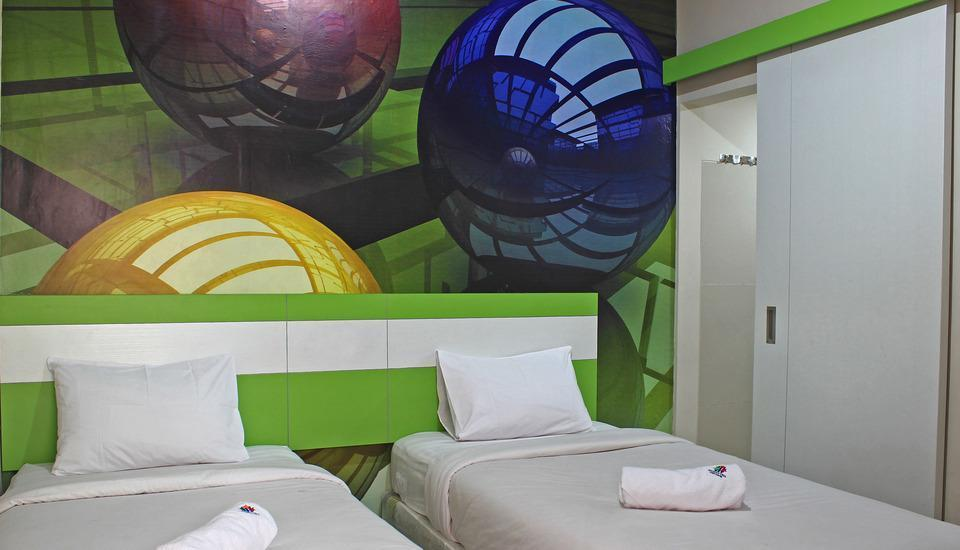 Guest House Bintang 3 Semarang - Executive Room Regular Plan