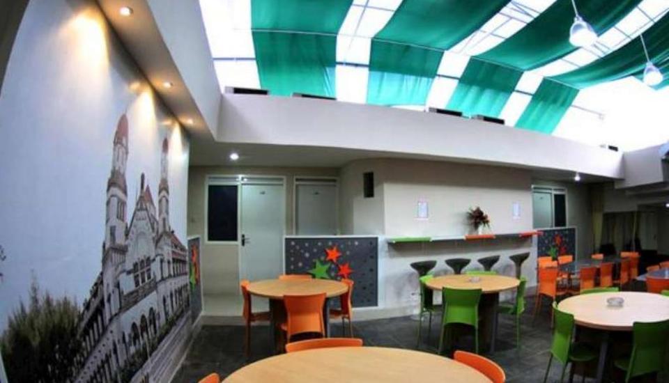 Guest House Bintang 3 Semarang - Restoran