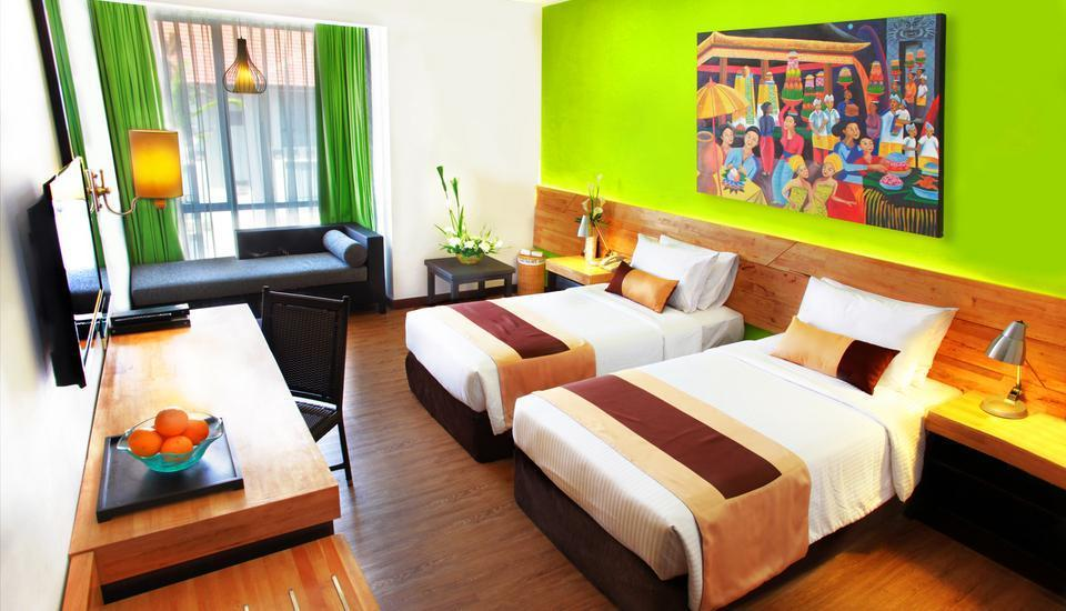 Sanur Paradise Plaza Hotel Bali - Pool View Room Only HOT DEAL