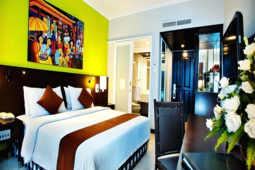 Sanur Paradise Plaza Hotel Bali - Kamar Tamu