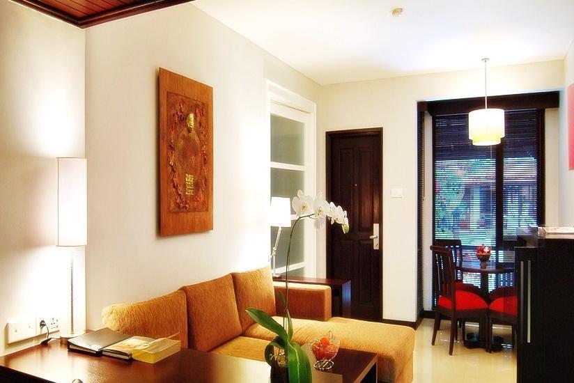 Sanur Paradise Plaza Hotel Bali - Ruang Tamu