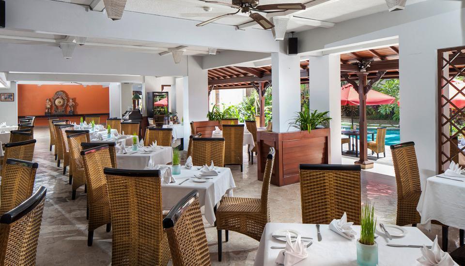 Sanur Paradise Plaza Hotel Bali - Cafe Komodo