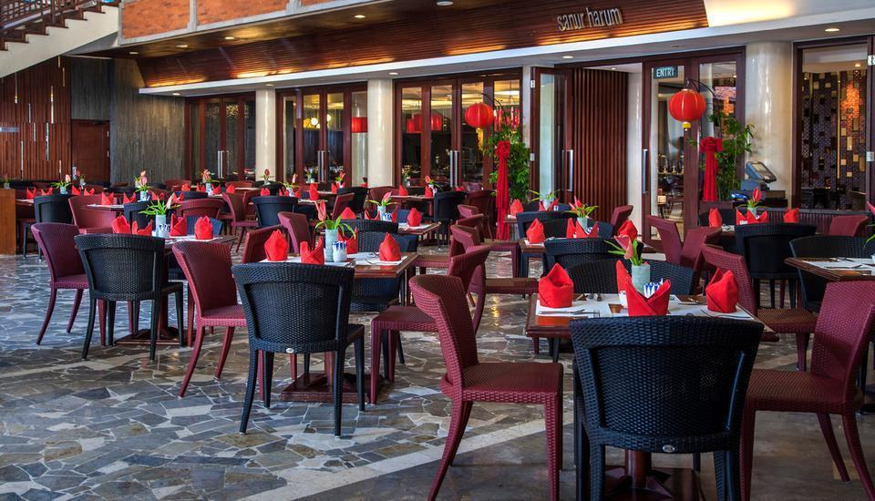 Sanur Paradise Plaza Hotel Bali - Sanur Harum Restaurant