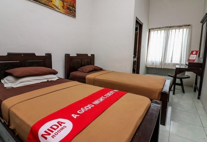 NIDA Rooms Sanur Beach Mahendradata - Kamar tamu