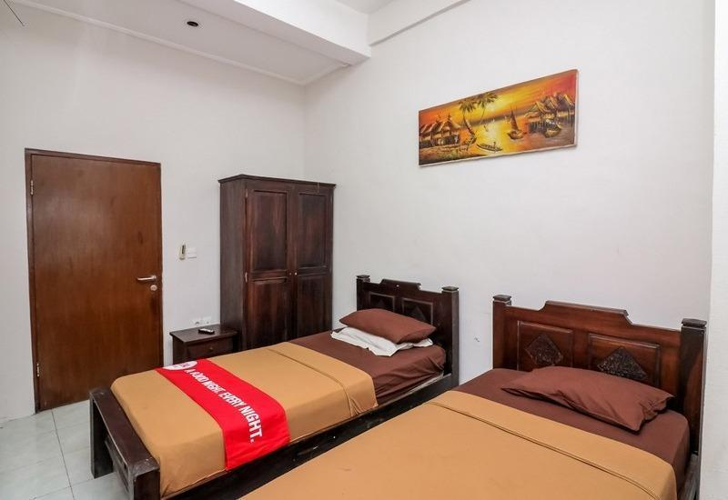 NIDA Rooms Sanur Beach Mahendradata - Double Room Double Occupancy Regular Plan