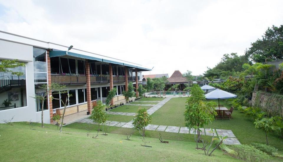 Alinson Boutique Resident Batam - Outdoor Area