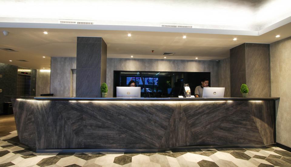 All Nite & Day Palembang - Receptionist