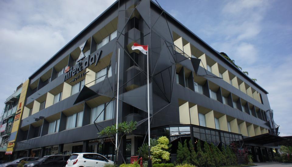All Nite & Day Palembang - Building Hotel