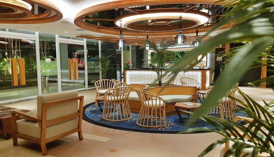 Astara Hotel Balikpapan - Lobby