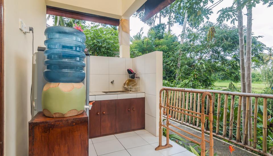 ZenRooms Ubud Mas - Dapur pribadi