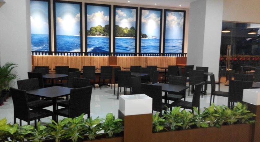 Grand Cendrawasih Hotel Makassar - Restoran