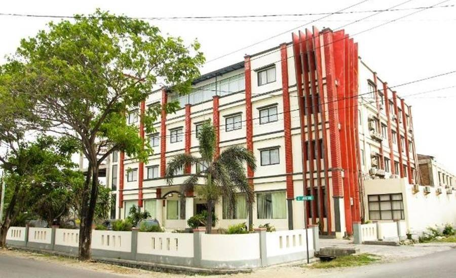 Grand Duta Hotel Palu - Tampilan Luar Hotel