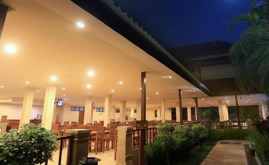 Lombok Garden Hotel Lombok - Restoran