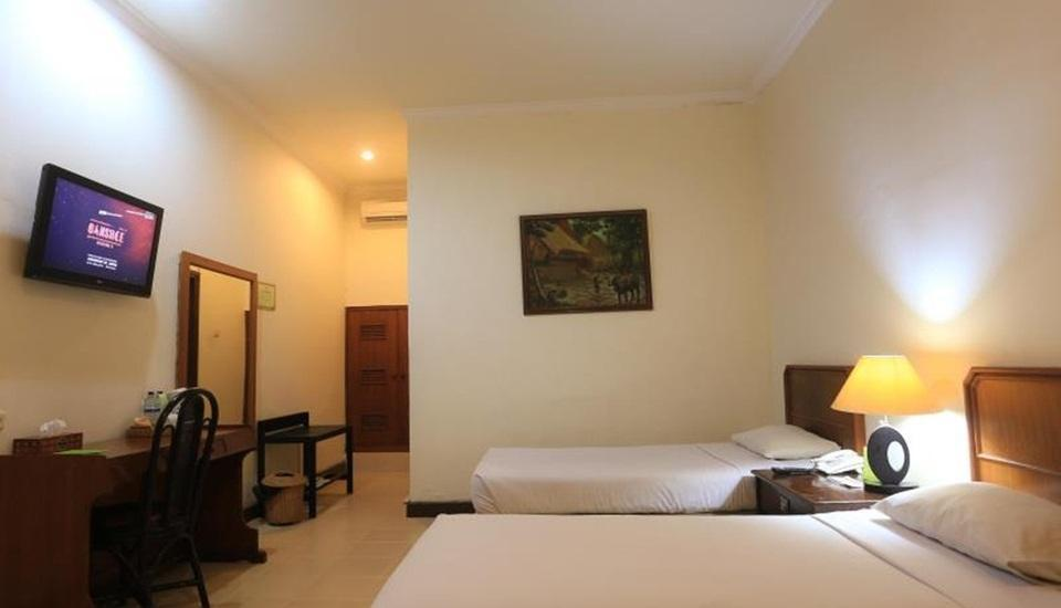 Lombok Garden Hotel Lombok - Kamar
