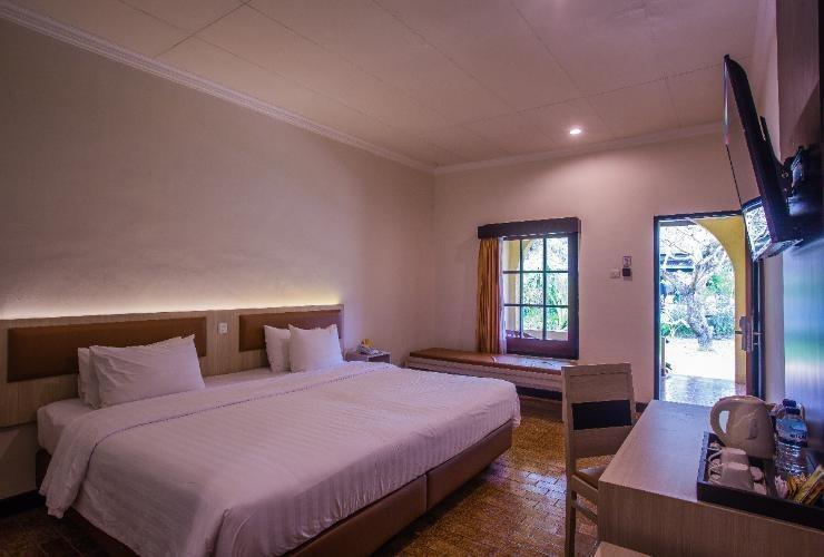 Lombok Garden Hotel Lombok - super deluxe pool view