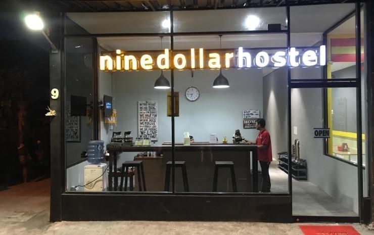 Nine Dollar Hostel Bali - Interior